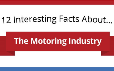 12 Interesting Facts About The Motoring Industry